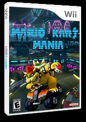 Mario Kart Mania CUSTOM cover (RMCEB8)