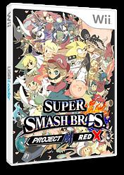 Super Smash Bros. Project M: RedX Anime/Game Custom Build CUSTOM cover (RSBE42)