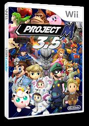 Super Smash Bros. Project M CUSTOM cover (RSBEN1)