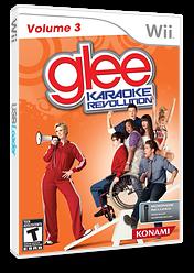 Karaoke Revolution Glee Volume 3 Wii cover (SKOEA4)