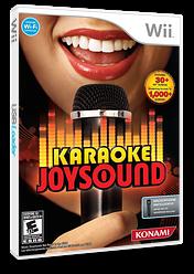 Karaoke Joysound Wii cover (SOKEA4)