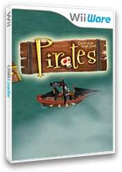 Pirates: The Key of Dreams WiiWare cover (WKDE)