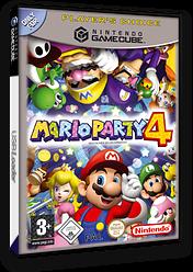 Mario Party 4 GameCube cover (GMPP01)
