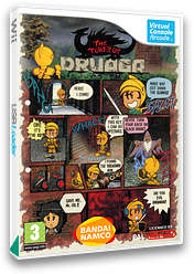 The Tower of Druaga VC-Arcade cover (E7ZP)