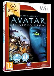 James Cameron's Avatar: El Videojuego Wii cover (R5VP41)