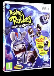 Raving Rabbids: Regreso al Pasado Wii cover (SR4P41)