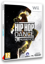 The Hip Hop Dance Experience pochette Wii (SUOP41)