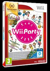 Wii Party pochette Wii (SUPP01)