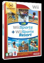 위 스포츠 리조트 Wii cover (RZTK01)