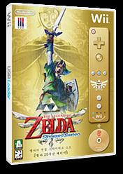 젤다의 전설 스카이워드 소드 Wii cover (SOUK01)