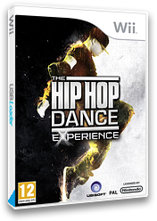 The Hip Hop Dance Experience Wii cover (SUOP41)