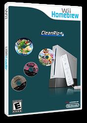 Cleanrip Homebrew cover (DRIA)