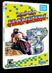 Super Hang-On VC-Arcade cover (E5ZE)