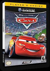 Cars GameCube cover (GKJE78)