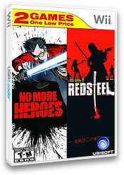 Red Steel Wii cover (REDE41)