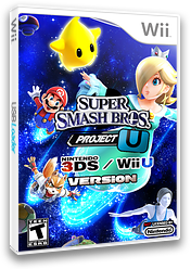 RSBE50 - Super Smash Bros  Project U: Ultra Version
