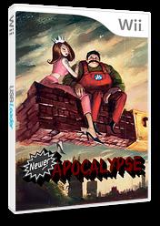 Newer Apocalypse CUSTOM cover (SMNEZA)