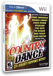 Country Dance Wii cover (SQ2EPZ)
