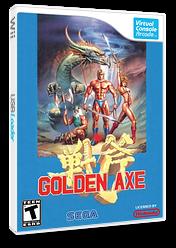 Golden Axe VC-Arcade cover (E6WE)