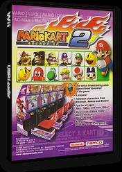 Mario Kart Arcade GP 2 CUSTOM cover (GGPE02)