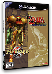 Metroid Prime GameCube cover (GM8E01)