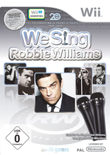 We Sing: Robbie Williams Wii cover (SINPNG)