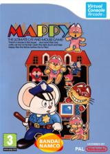 Mappy VC-Arcade cover (E73P)