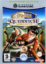 Harry Potter: Quidditch World Cup GameCube cover (GQWP69)