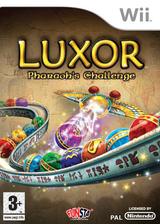 Luxor: Pharaoh's Challenge Wii cover (RLXP36)