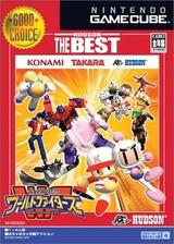 ドリームミックスTV ワールドファイターズ GameCube cover (GKWJ18)