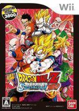 ドラゴンボールZ Sparking! NEO Wii cover (RDBJAF)