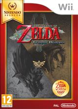 The Legend of Zelda: Twilight Princess Wii cover (RZDP01)