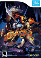 Black Tiger VC-Arcade cover (E53E)