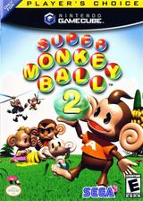 Super Monkey Ball 2 GameCube cover (GM2E8P)