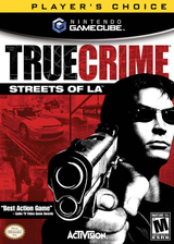True Crime: Streets of LA GameCube cover (GTLE52)