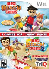 Big Beach Sports Wii cover (RVVE78)