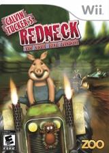 Calvin Tucker's Redneck: Farm Animal Racing Tournament Wii cover (SCGE20)