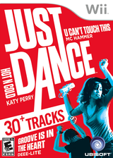 Just Dance Wii cover (SDNE41)