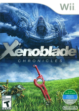 Xenoblade Chronicles Wii cover (SX4E01)