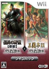 三國志 11 With パワーアップキット Wii cover (R35JC8)