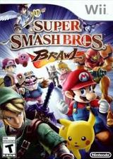 Super Smash Bros. Brawl Wii cover (RSBE01)