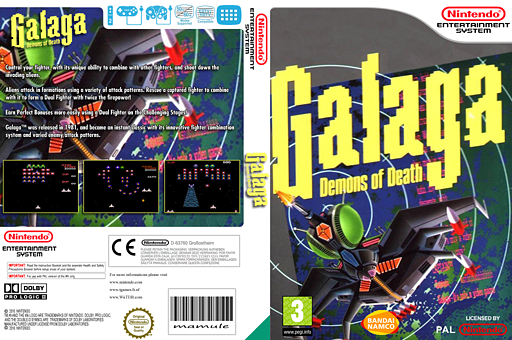 Galaga VC-NES cover (FBRP)
