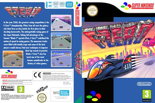 F-Zero VC-SNES cover (JACP)