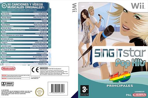 Sing IT: Pop hits, los 40 principales CUSTOM cover (L40P4Q)