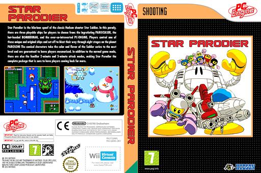 Star Parodier VC-PCE cover (QAWL)