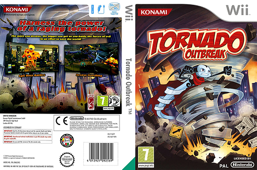 Tornado Outbreak Wii cover (R6TPA4)
