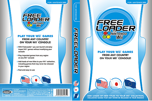 Wii Freeloader Wii cover (RFLPWK)