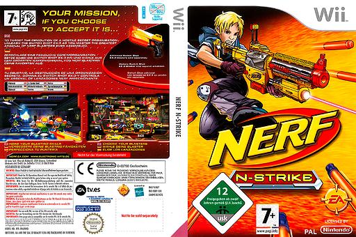 NERF N-Strike Wii cover (RNKP69)