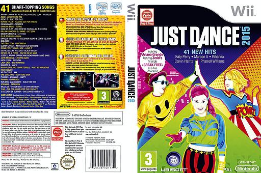 Se3p41 Just Dance 2015