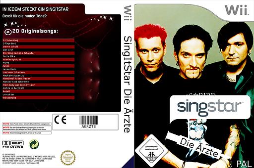 SingItStar Die Ärzte CUSTOM cover (SISDAE)